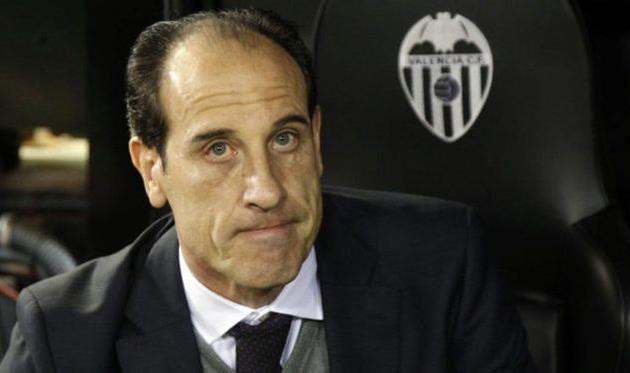 Воро - главный тренер Валенсии до конца сезона