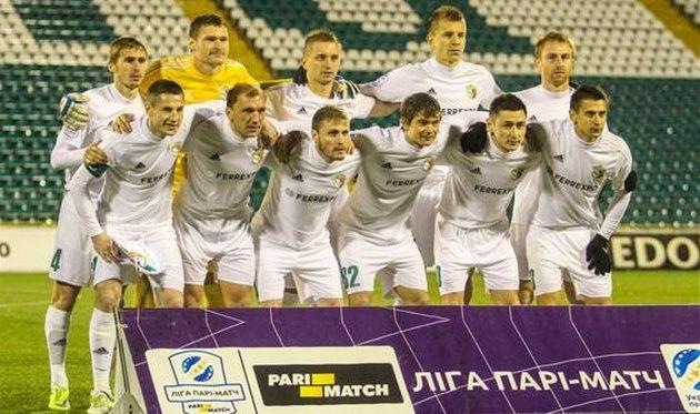 Ворскла, Фото Олега Дубины, Football.ua