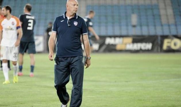 Стало известно имя нового основного тренера каменской «Стали»
