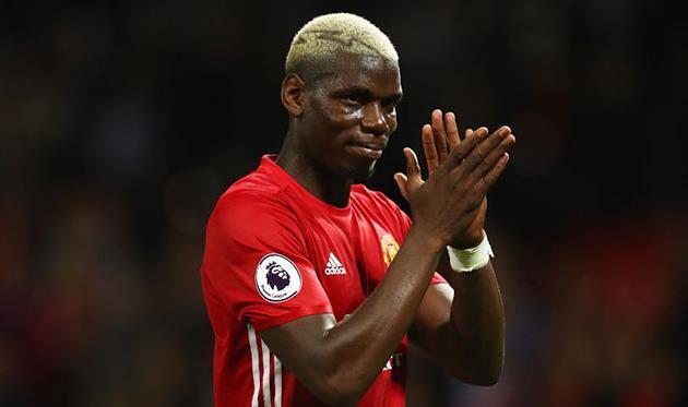 Моуринью планирует сделать Погба командиром «Манчестер Юнайтед»