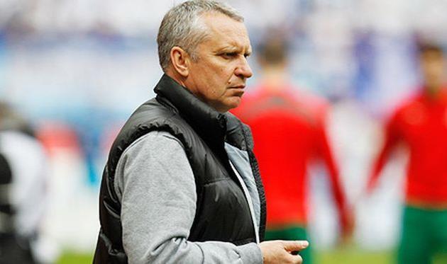 Леонид Кучук стал главным тренером «Стали»