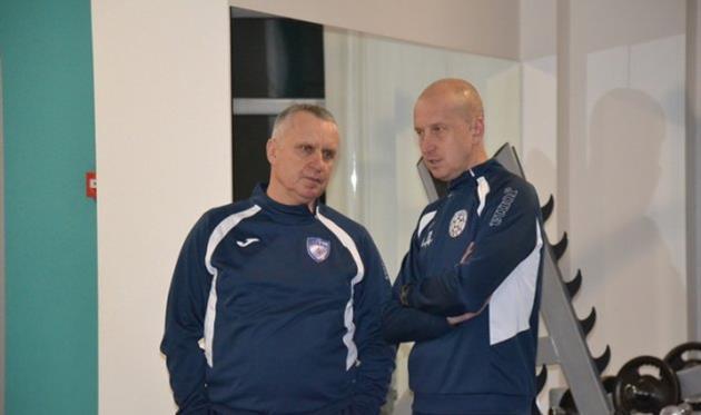 «Сталь» получила нового основного тренера