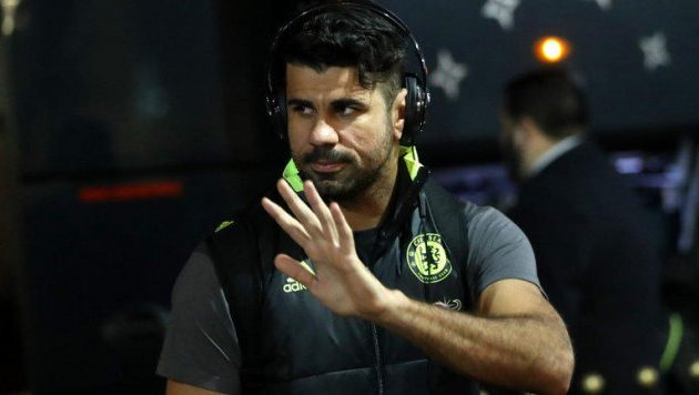 Диего Коста вернулся ктренировкам с«Челси»