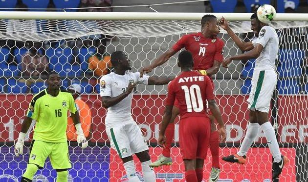 Кот д'Ивуар и Того победителя не выявили