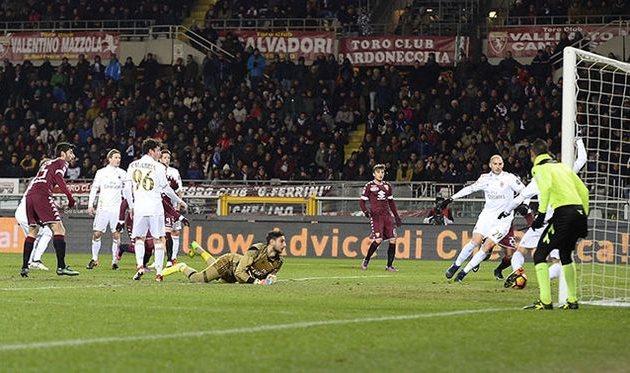 Торино упустил победу над Миланом