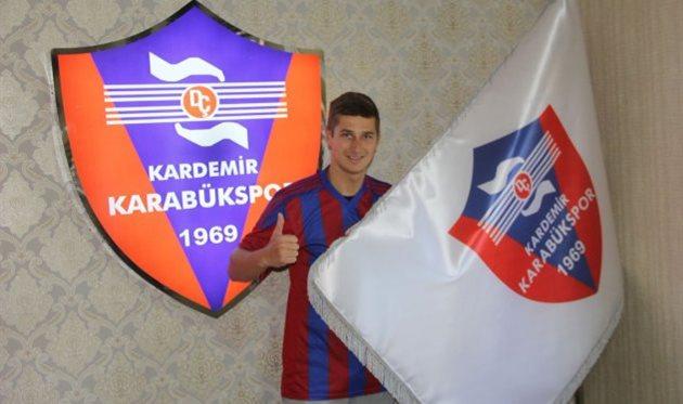 Близниченко — игрок Карабюкспора