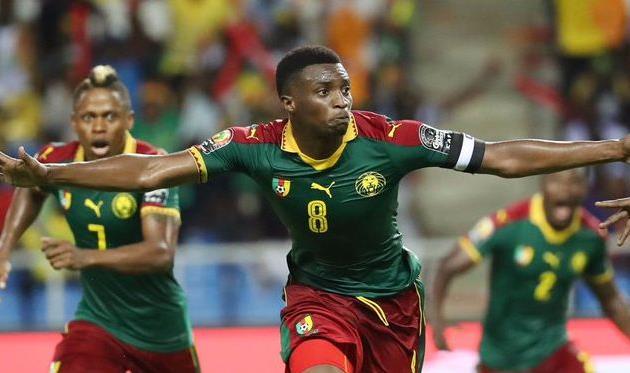 Камбэк Камеруна в матче с Гвинеей-Бисау