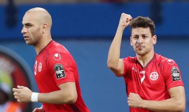 Тунис неожиданно переиграл Алжир