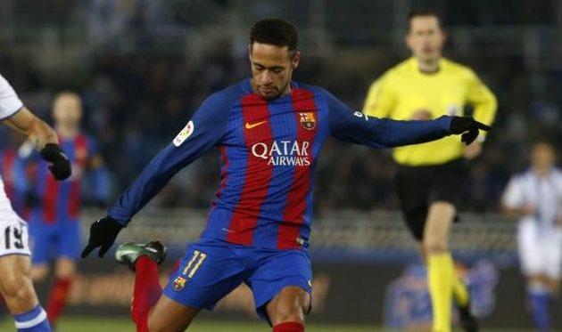 Барселона сильнее Реал Сосьедада