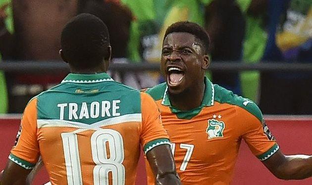 Кот д'Ивуар не сумел обыграть ДР Конго