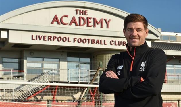 Джеррард назначен тренером молодежки Ливерпуля