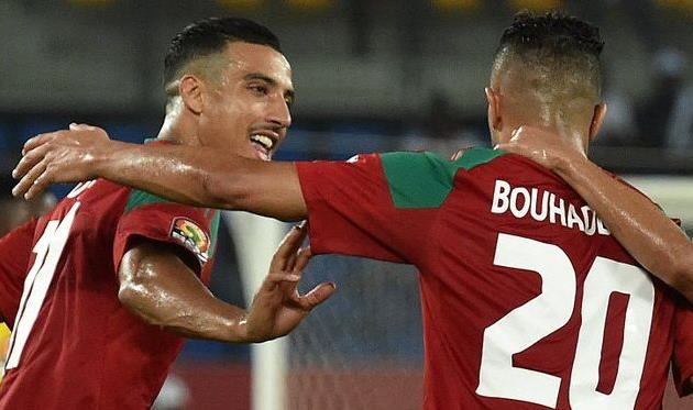Сборная Марокко уверенно разобралась с Того