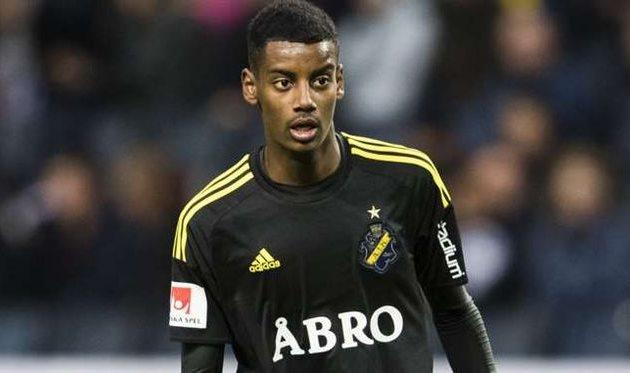 17-летний нападающий АИК может перейти вдортмундскую «Боруссию»