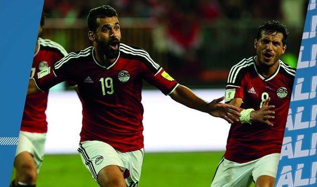 Египет вырывает победу у Уганды