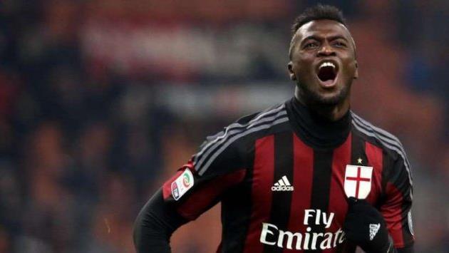Милан может обменять Ньянга наОкампоса
