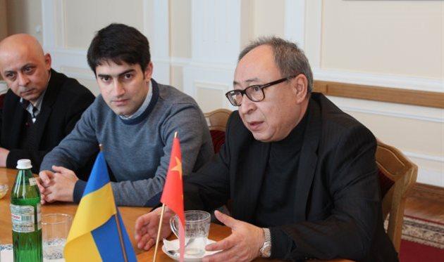 Китайские деловые люди приобрели украинский футбольный клуб «Сумы»