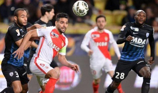 Кубок французской лиги. Фалькао пробил защиту Нанси ивывел Монако вфинал