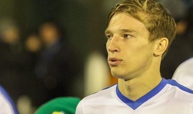 Молодой талант «Днепра» подписал договор сбельгийским клубом