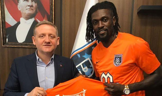 Нападающий сборной Того Эммануэль Адебайор перешел во 2-ой клуб Турции
