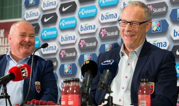 Лагербек— новый главный тренер сборной Норвегии