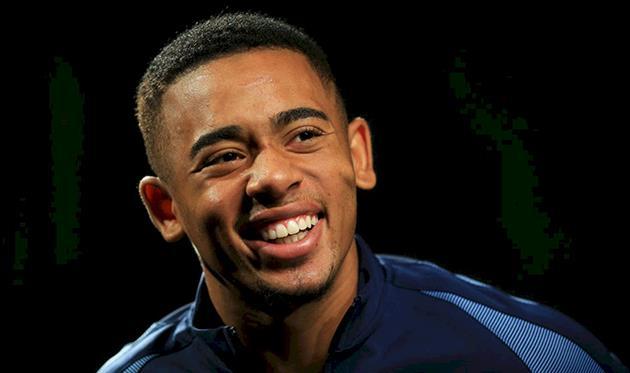Гвардиола назвал Жезуса бойцом после первой игры бразильца встартовом составе