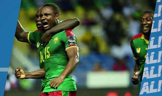 Камерун— конкурент Египта пофиналу Кубка Африки