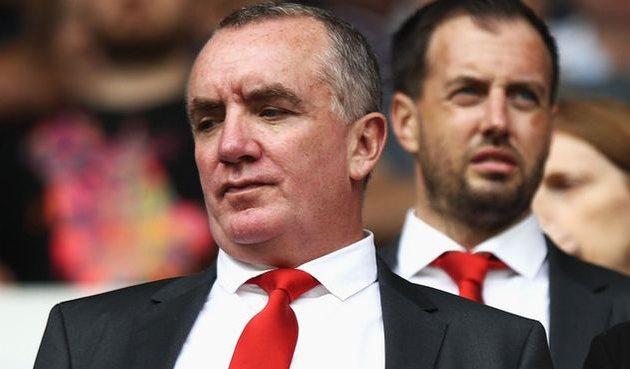 Ливерпуль покидает исполнительный директор
