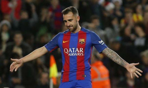 Рекордный гол Месси соштрафного иуверенная победа «Барселоны»