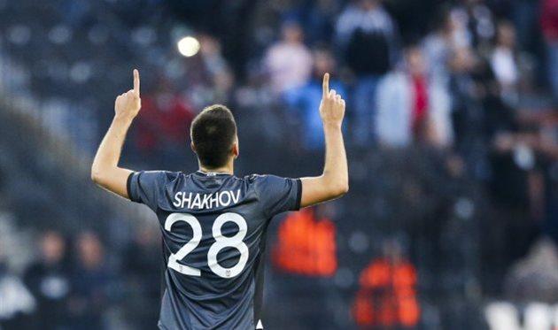 Полузащитник сборной Украины отметился дебютным голом вчемпионате Греции
