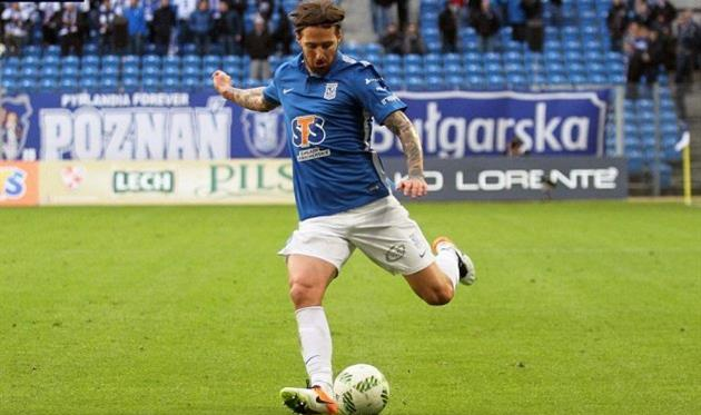 «Динамо» неудается договориться с«Лехом» отрансфере защитника