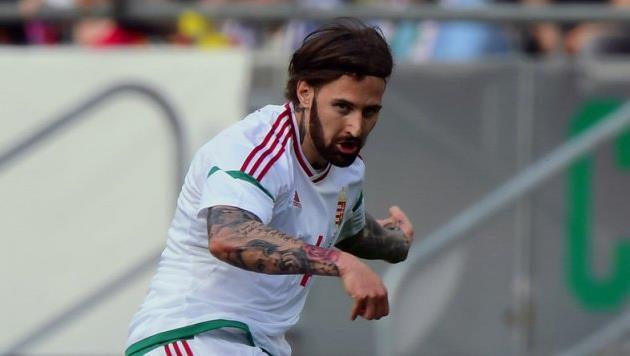 Динамо официально объявило опереходе защитника сборной Венгрии