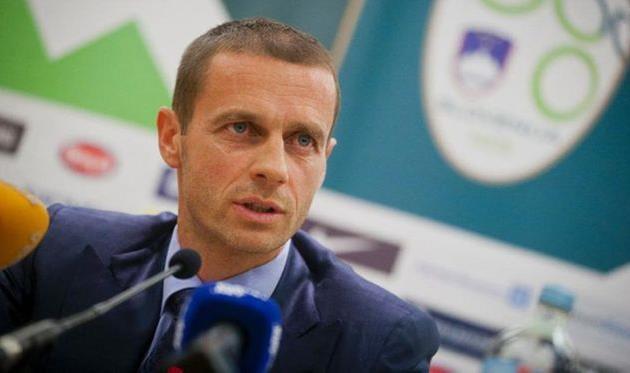 УЕФА желает получить 16 уполномченных наЧМ— Чеферин