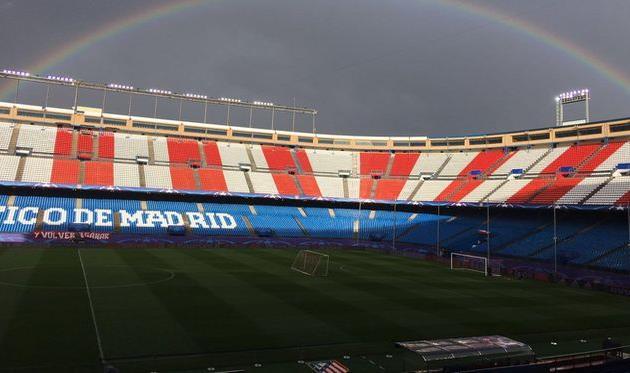 Финал Кубка Испании, скорее всего, состоится наВисенте Кальдероне