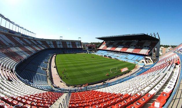 Финал Кубка Испании пройдет наВисенте Кальдерон