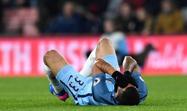 Звездный новичок «Манчестер Сити» выбыл надлительный срок