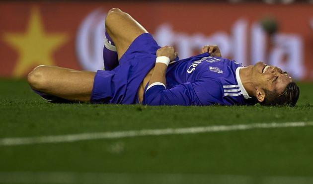 «Реал» вгостях проиграл «Валенсии»