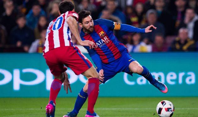 12-й гол Месси в 2017г. поднял «Барселону» выше «Реала»
