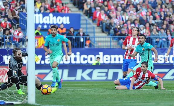 Барселона одержала гостевую победу над Атлетико