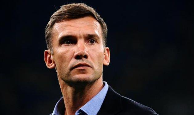 Андрей Шевченко поведал оподготовке кигре сХорватией
