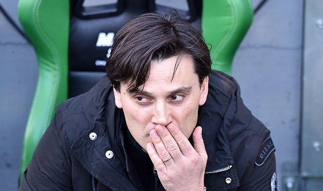 Китайские владельцы «Милана» нехотят расставаться сМонтеллой