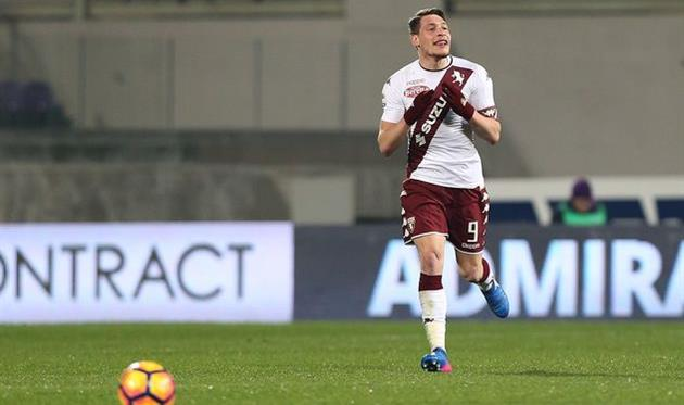 Дубль Белотти принес «Торино» ничью вматче с«Фиорентиной»