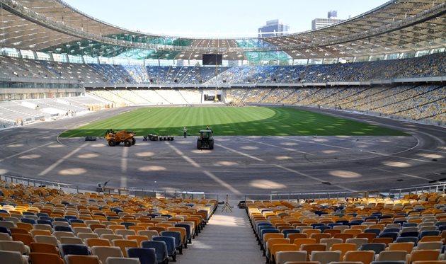 Олимпийский готов принимать матчи УПЛ