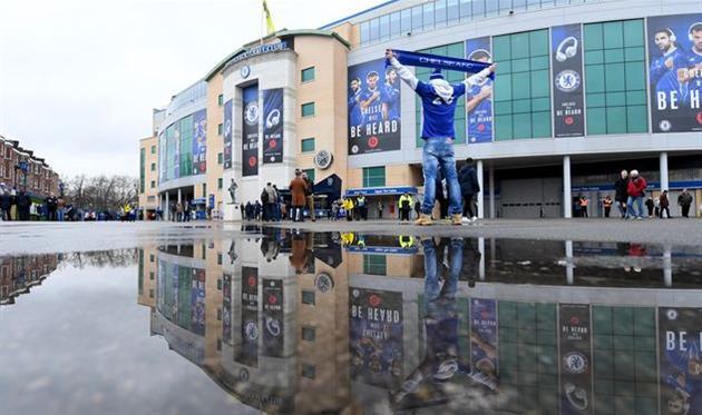 Реконструкция «Стэмфорд Бридж» обойдется «Челси» в580 млн евро