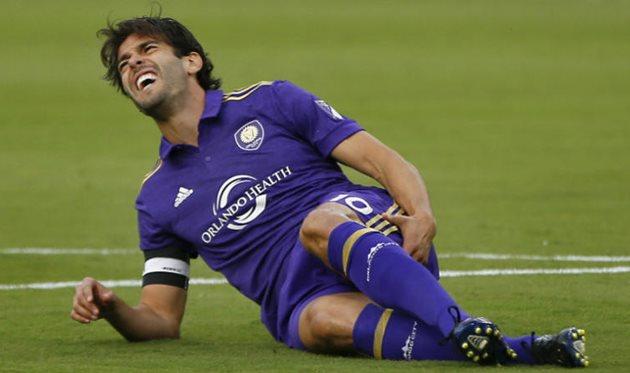 Кака получил травму встартовом матче MLS