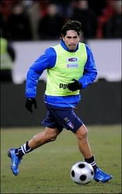 Боррьелло уже примерял форму сборной, AFP