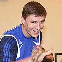 Максим Шацких, fcdynamo.kiev.ua