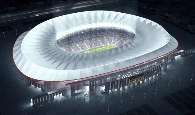 «Атлетико» выкупил умэрии Мадрида олимпийский стадион