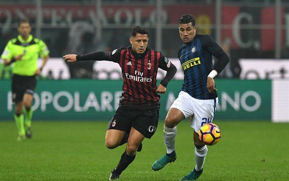 Милан и Интер сыграют товарищеский матч в Китае