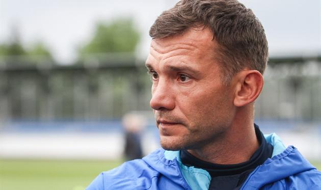Шевченко объявил состав на Хорватию