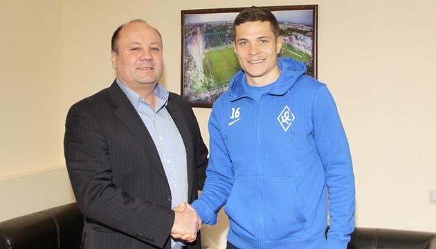 Громов заявлен за новую команду, ФК Крылья Советов